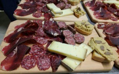 Piatti gourmet per una serata dedicata alla cacciagione