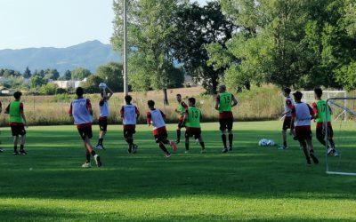 Juniores nel girone B con fiorentine e mugellane